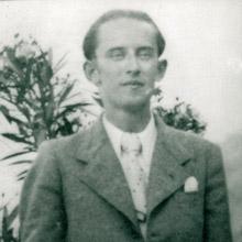 Jean Prieur en 1937